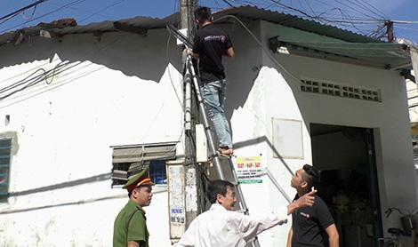 lắp đặt camera uniview tại Đà Nẵng